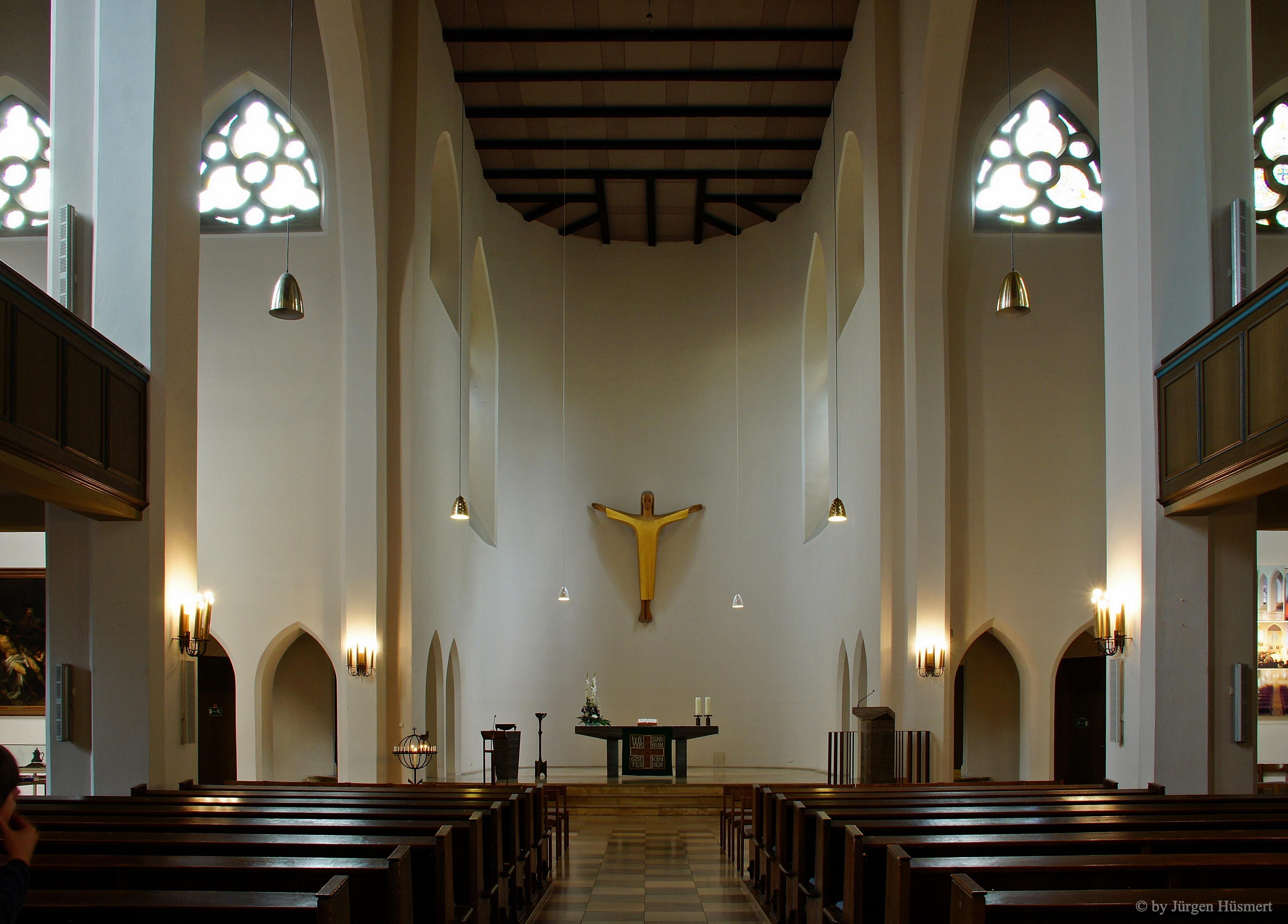 Kirche Und Bild Detail
